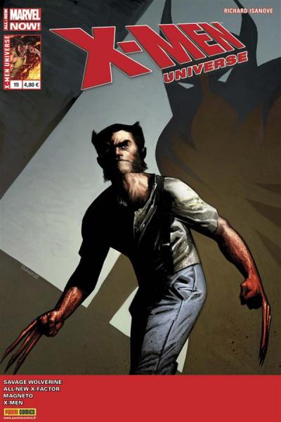 Couverture X-Men Universe 2013 tome 19