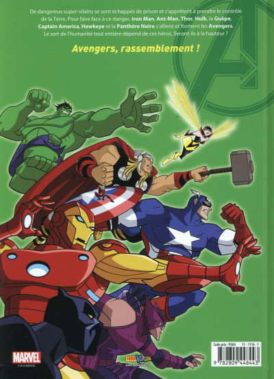 Dos Avengers tome 1