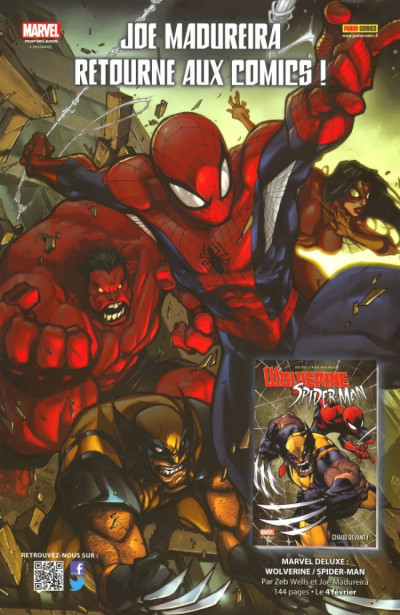 Dos Avengers 2013 tome 20 - original sin
