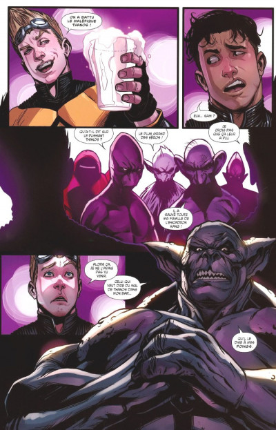 Page 1 Avengers 2013 tome 20 - original sin
