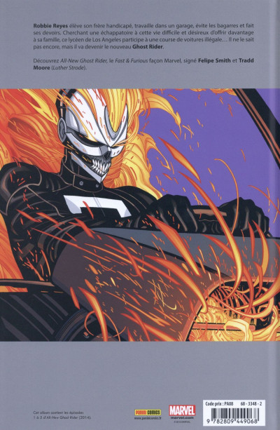 Dos Ghost Rider - All-New Marvel Now ! tome 1