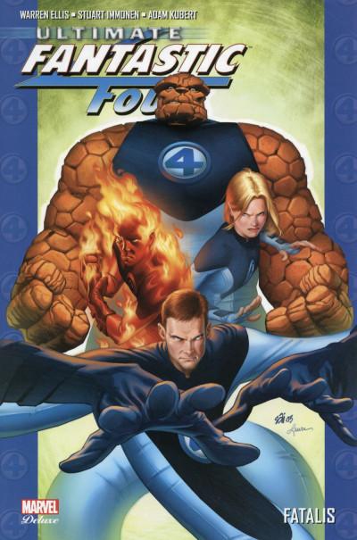 Couverture Ultimate Fantastic Four tome 2 - Fatalis