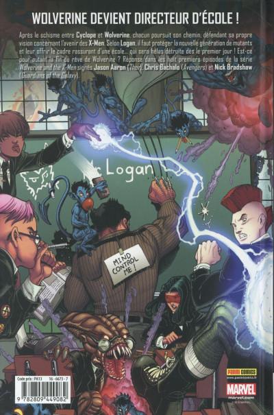Dos Wolverine et les X-Men tome 1