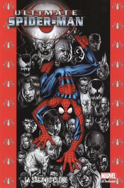 Couverture Ultimate Spider-Man tome 9 - la saga du clone