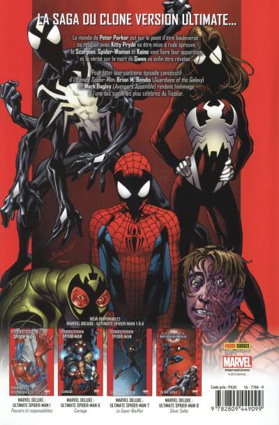 Dos Ultimate Spider-Man tome 9 - la saga du clone
