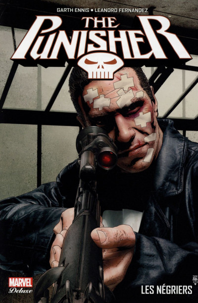 Couverture The Punisher tome 3
