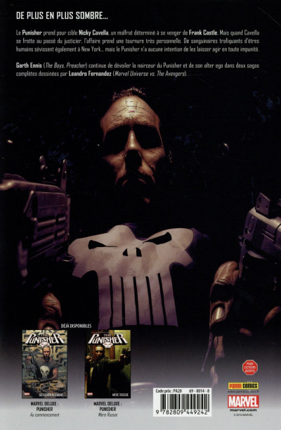 Dos The Punisher tome 3
