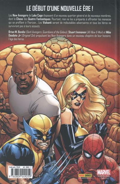 Dos New Avengers - L'âge des héros tome 1