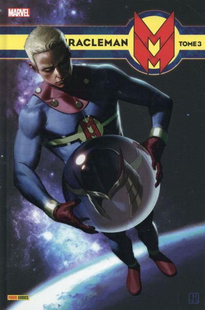 Couverture Miracleman tome 3