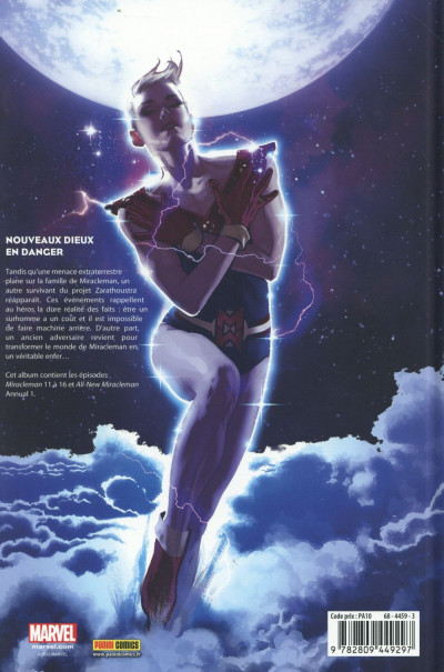 Dos Miracleman tome 3