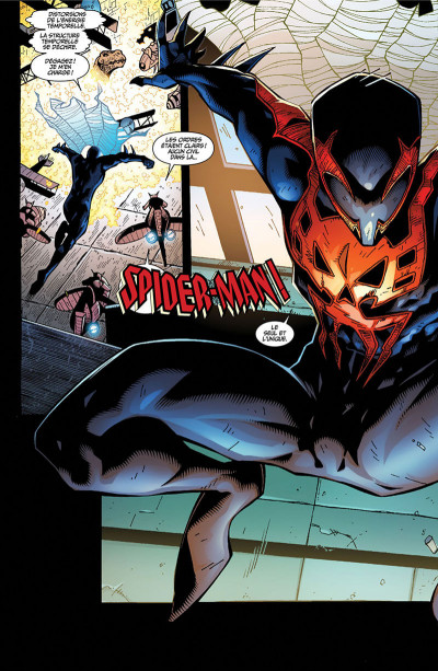 Page 7 Superior Spider-Man tome 4