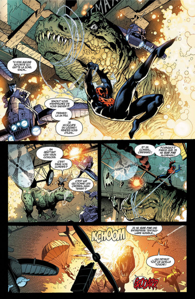 Page 9 Superior Spider-Man tome 4
