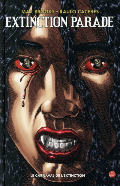 Couverture The Extinction Parade tome 1