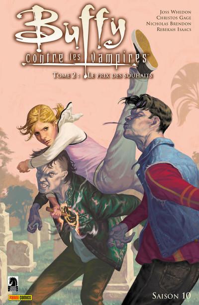Couverture Buffy contre les vampires - saison 10 tome 2