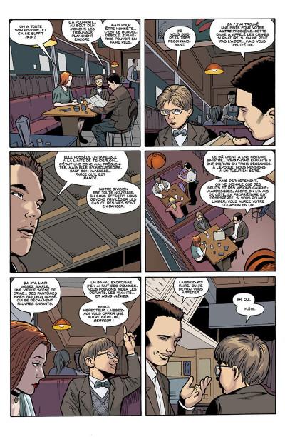 Page 0 Buffy contre les vampires - saison 10 tome 2