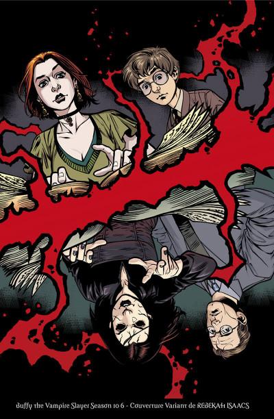 Page 5 Buffy contre les vampires - saison 10 tome 2