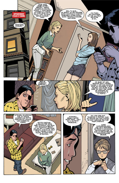 Page 7 Buffy contre les vampires - saison 10 tome 2