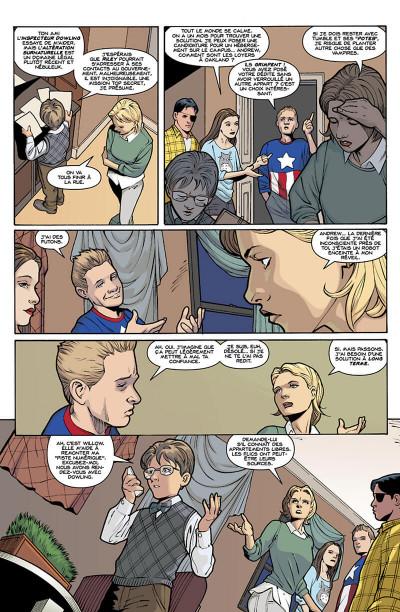Page 8 Buffy contre les vampires - saison 10 tome 2