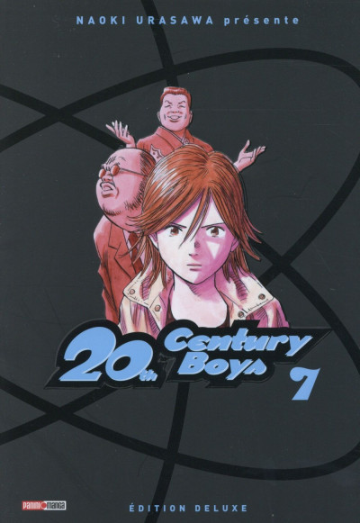 Couverture 20th Century Boys - Deluxe tome 7