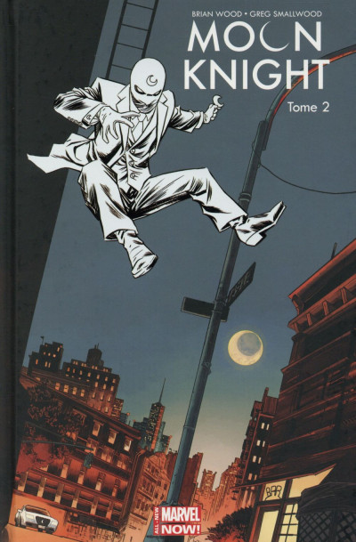 Couverture Moon Knight - All-New Marvel Now ! tome 2