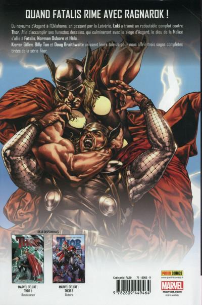 Dos Thor tome 3