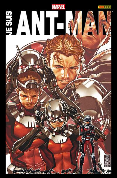 Couverture Je suis Ant-Man