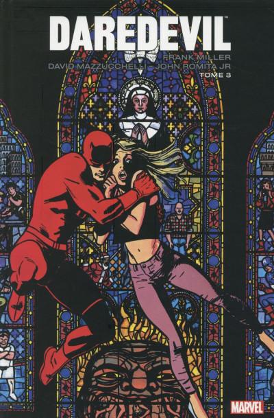 Couverture Daredevil par Frank Miller tome 3