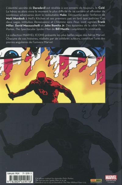 Dos Daredevil par Frank Miller tome 3