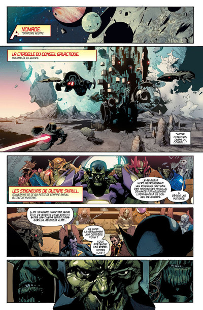 Page 9 Avengers tome 4