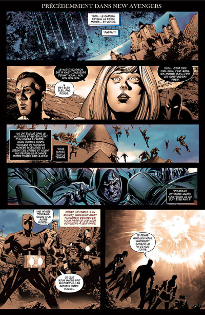Page 6 New Avengers tome 2