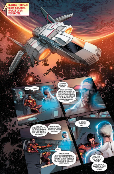 Page 8 New Avengers tome 2