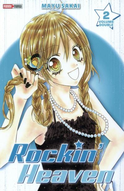 Couverture Rockin' Heaven tome 2 - volume double