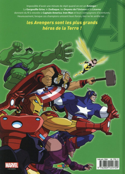 Dos Avengers tome 2