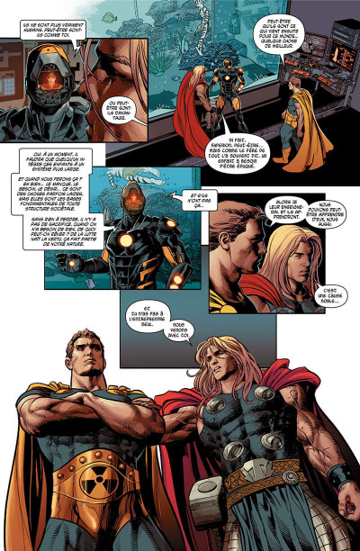 Page 0 Avengers tome 3