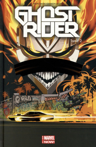 Couverture Ghost Rider tome 2