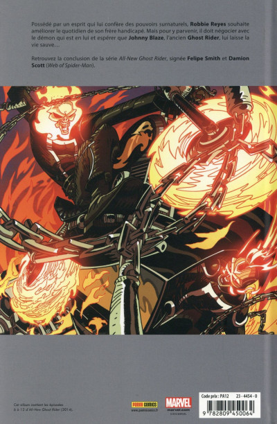 Dos Ghost Rider tome 2