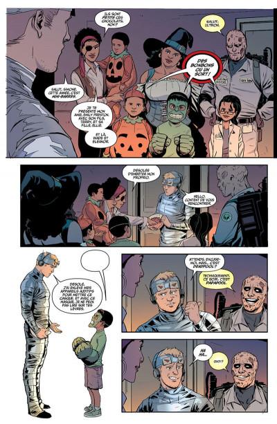 Page 0 Hawkeye vs Deadpool