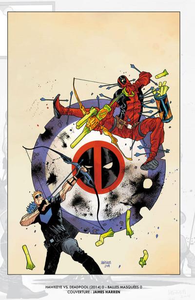 Page 5 Hawkeye vs Deadpool