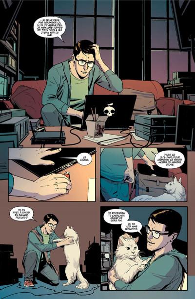 Page 6 Hawkeye vs Deadpool