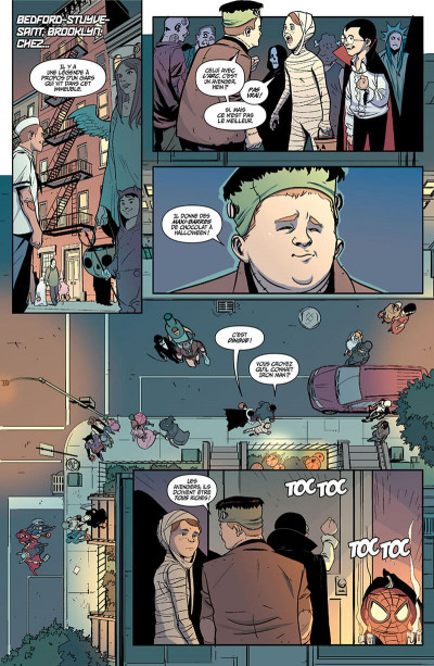 Page 8 Hawkeye vs Deadpool