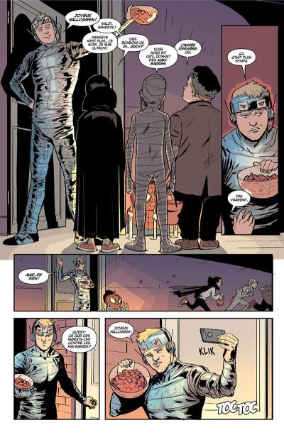 Page 9 Hawkeye vs Deadpool