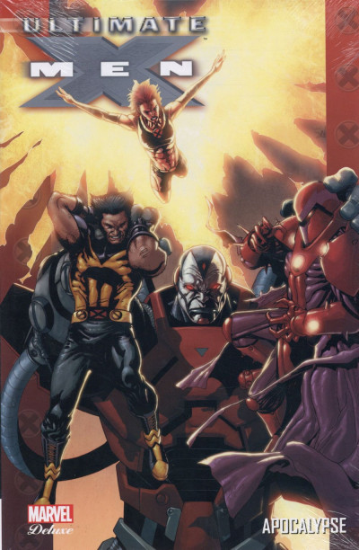 image de Ultimate X-Men tome 9
