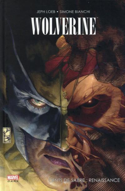 Couverture Wolverine / Dents de sabre - Renaissance
