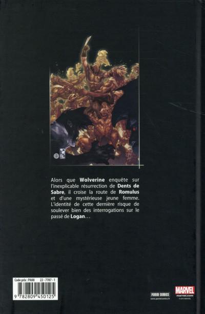 Dos Wolverine / Dents de sabre - Renaissance