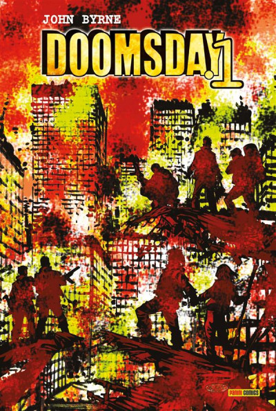 Couverture Doomsday tome 1