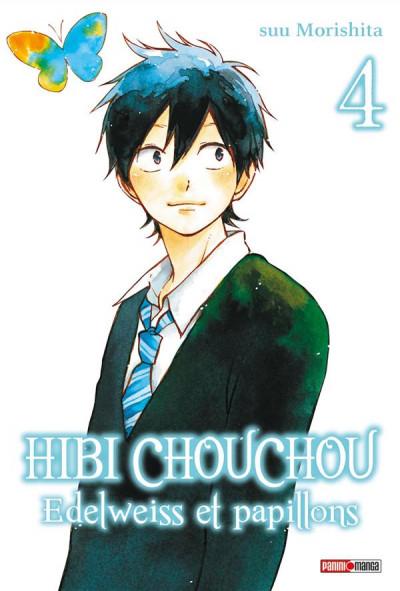 Couverture Hibi Chouchou tome 4