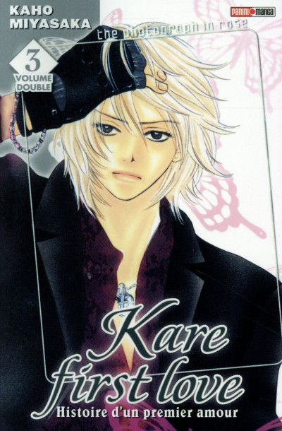 Couverture Kare First Love tome 3 - volume double