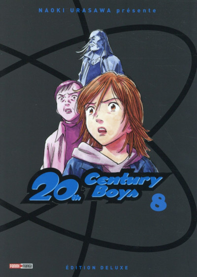 Couverture 20th Century Boys - Deluxe tome 8