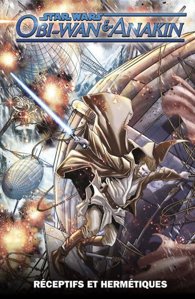 Page 2 Star Wars - Obi-Wan et Anakin