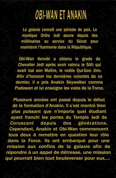Page 5 Star Wars - Obi-Wan et Anakin